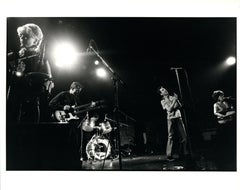 The B52s Performing on Stage Vintage Original Photograph