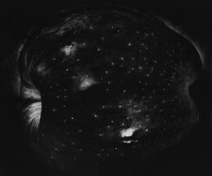 Paul Caponigro, Galaxy Apple, New York City, 1964