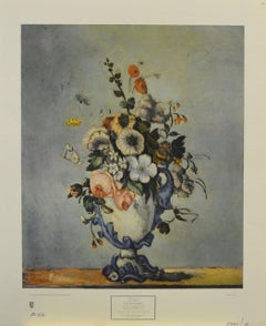 """Vase of Flowers"" Poster, Copyright 1946 New York Graphic Society, Ltd."