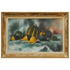 Les Coloquintes Oil Painting