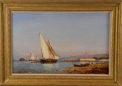 Shipping before Mediterranean Ports, a Pair 2