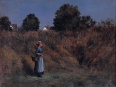 Women in a Field