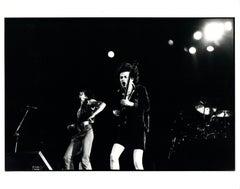 AC/DC on Stage Vintage Original Photograph