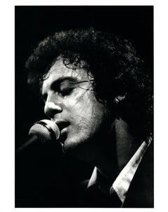 Billy Joel Singing Vintage Original Photograph