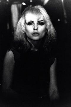 Debbie Harry of Blondie Stunning Gaze Vintage Original Photograph