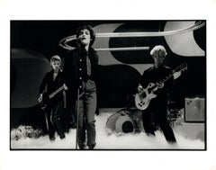 Siouxsie and The Banshees on Stage Vintage Original Photograph