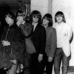The Byrds Group Portrait Vintage Original Photograph