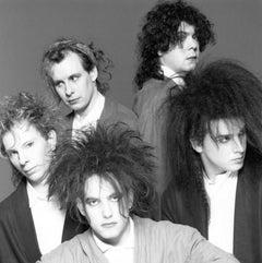 The Cure Group Portrait III Vintage Original Photograph