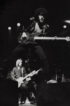 Thin Lizzy Performing Vintage Original Photograph
