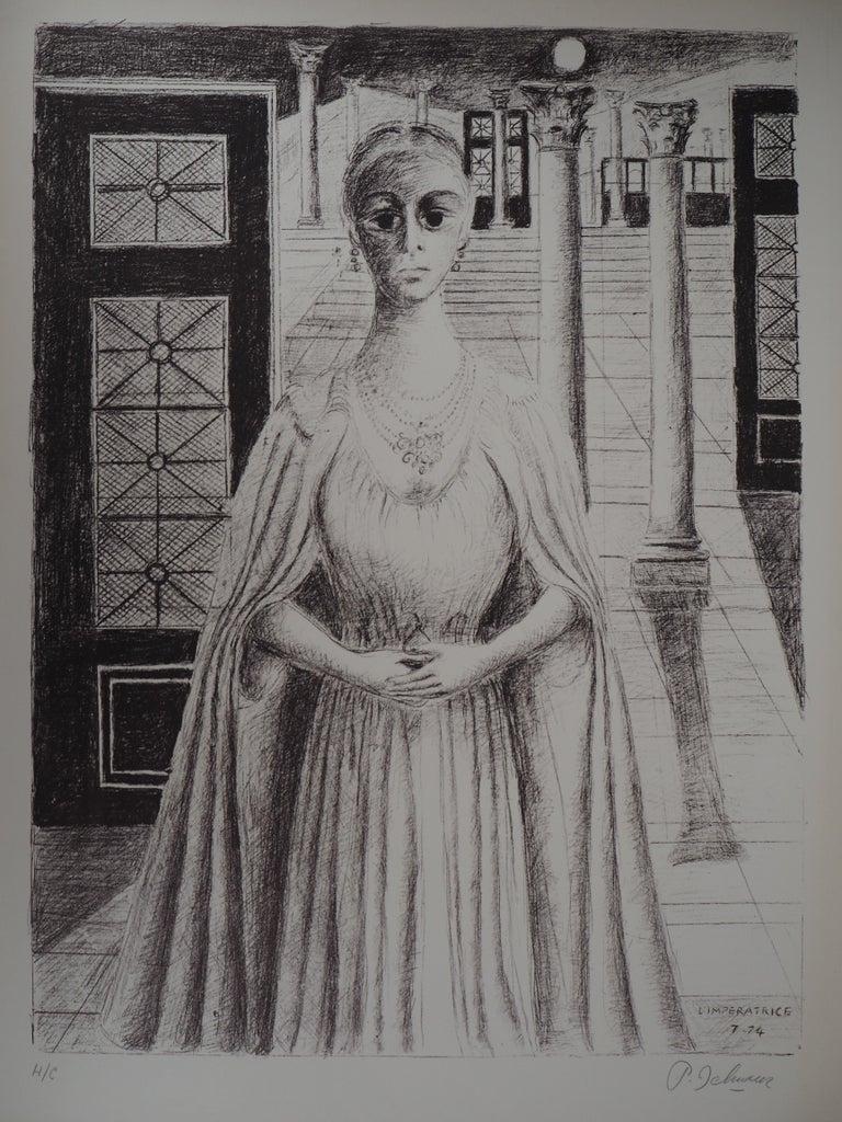 The Empress Paul Delvaux 1897