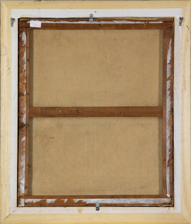 La Riviére Ombragée, La Garette by Paulémile Pissarro (1884-1972) Oil on canvas 65 x 54 cm (25 ⁵/₈ x 21 ¹/₄ inches) Signed lower right, Paulémile Pissarro  This work is accompanied by a certificate of authenticity from Lélia Pissarro.  Artist