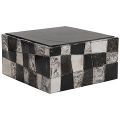 Paul Evans Argente Cube Coffee Table, Evans Studio for Directional