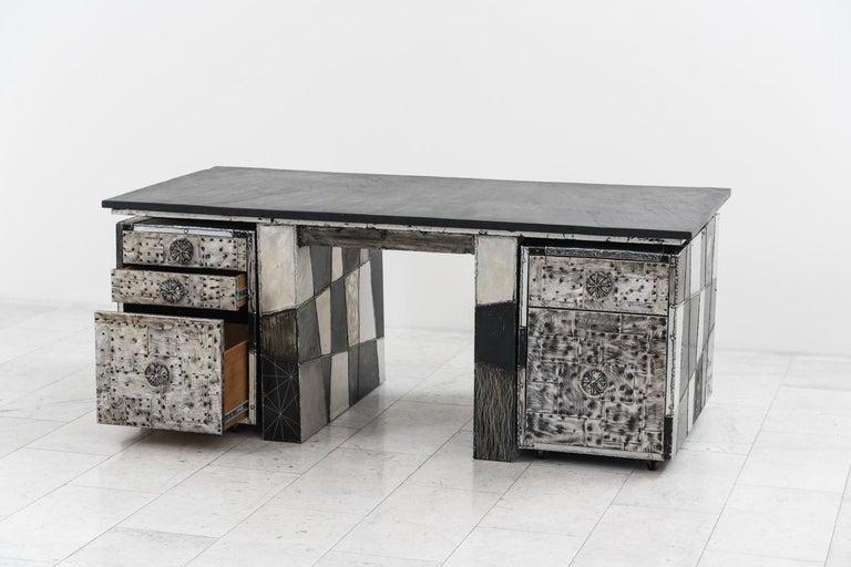 Paul Evans, Argente Desk, USA For Sale 6