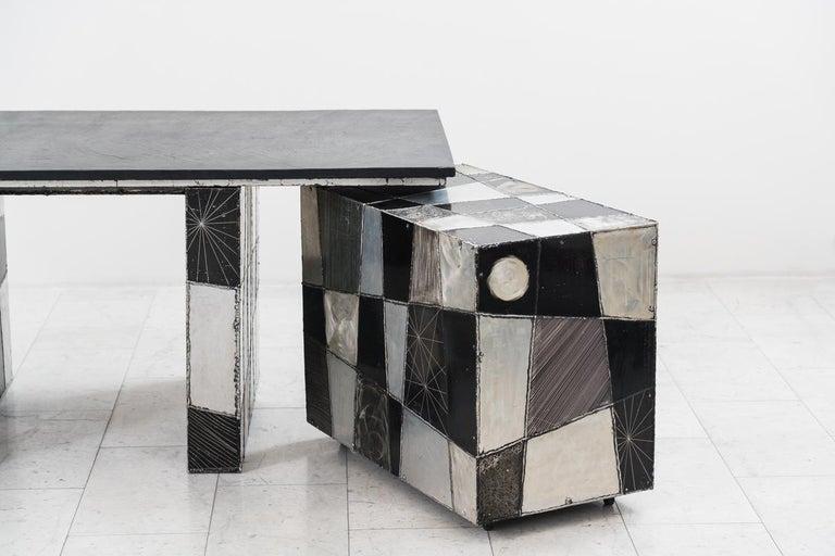 Paul Evans, Argente Desk, USA For Sale 7