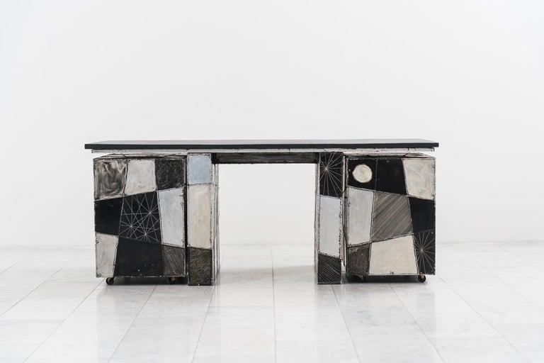 Paul Evans, Argente Desk, USA For Sale 9