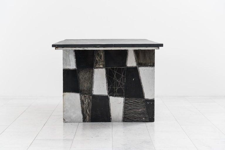 Mid-20th Century Paul Evans, Argente Desk, USA For Sale