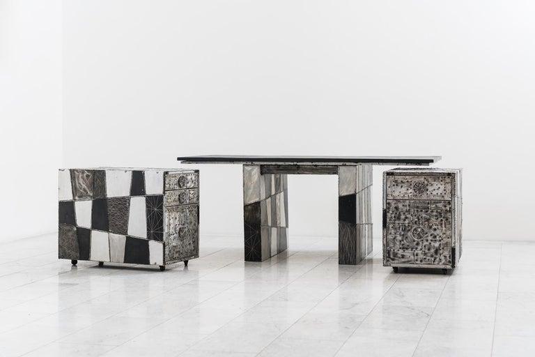 Paul Evans, Argente Desk, USA For Sale 2