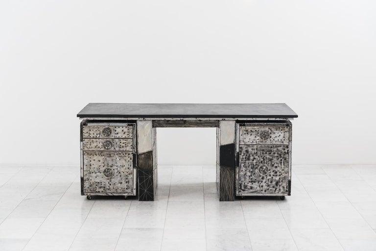 Paul Evans, Argente Desk, USA For Sale 3