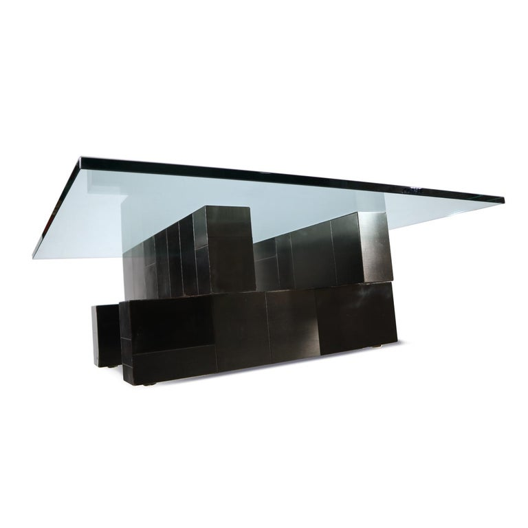 Paul Evans Cityscape Coffee Table For Sale 4