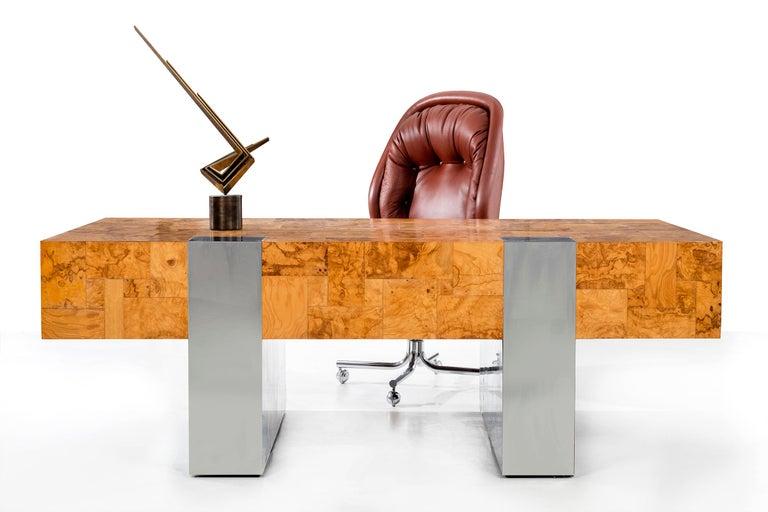 Paul Evans Cityscape Desk For Sale 2