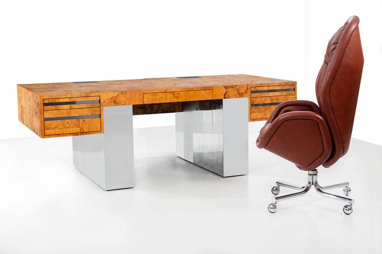 Paul Evans Cityscape Desk For Sale 3