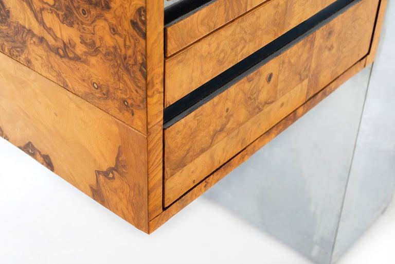 Woodwork Paul Evans Cityscape Desk For Sale