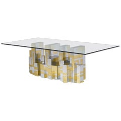 Paul Evans Cityscape Dining Table for Directional