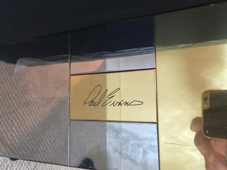 Paul Evans Cityscape Six Door Credenza For Sale 6