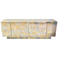 Paul Evans Cityscape Six Door Credenza