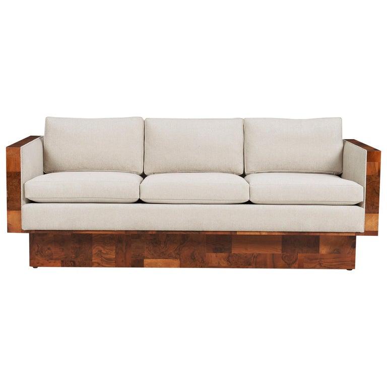 Paul Evans Cityscape Sofa For Sale