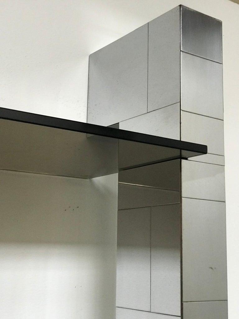 Mid-Century Modern Paul Evans Cityscape Wall Shelves Display Etagere Bookshelf for Directional For Sale