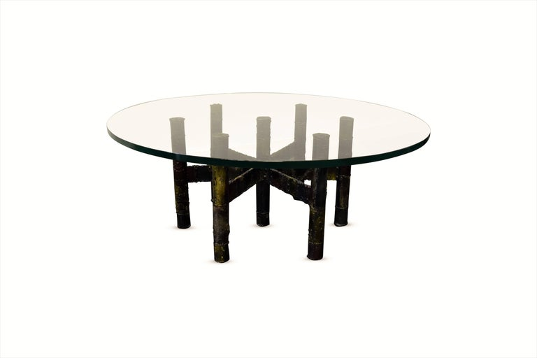 American Paul Evans Coffee Table For Sale