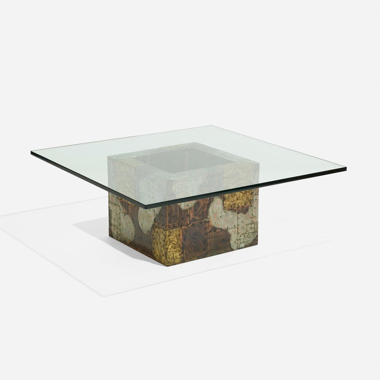 Welded Paul Evans Coffee Table, Model PE30