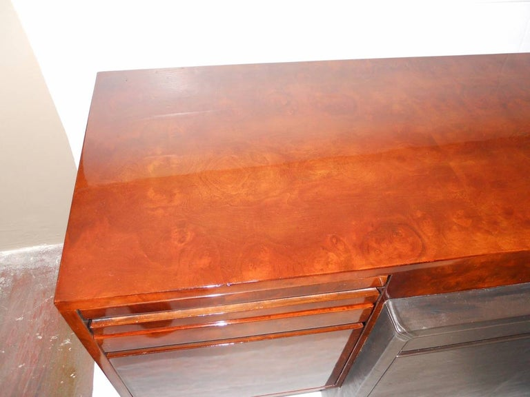 20th Century Paul Evans Credenza for Directional For Sale