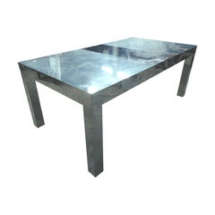 Paul Evans Dining Table with Leaf