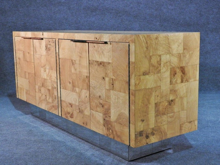 Mid-Century Modern credenza by Paul Evans for