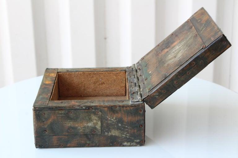 Paul Evans Lidded Box, U.S.A, 1965 For Sale 3