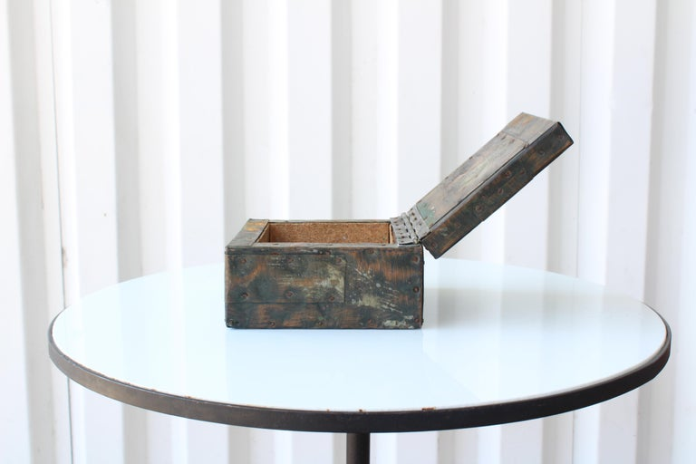 Paul Evans Lidded Box, U.S.A, 1965 For Sale 4