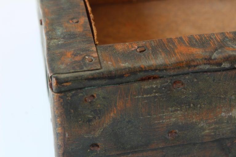 Paul Evans Lidded Box, U.S.A, 1965 For Sale 6