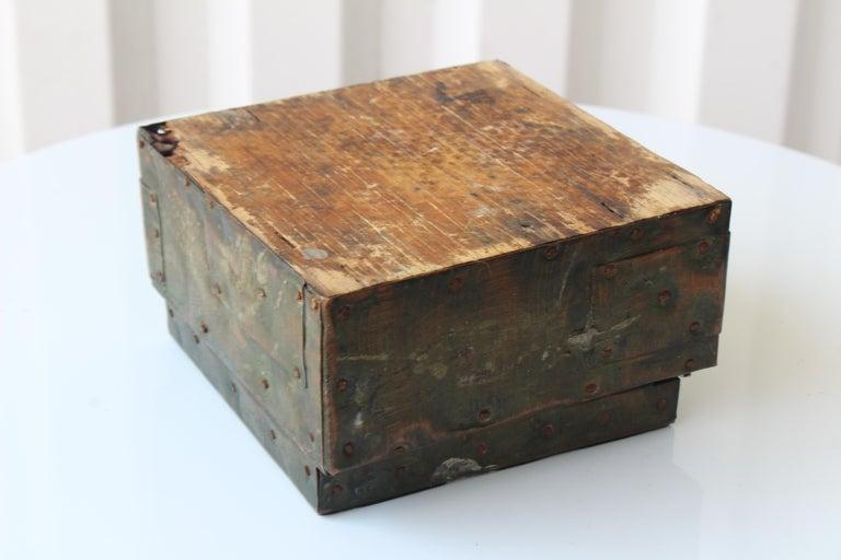 Paul Evans Lidded Box, U.S.A, 1965 For Sale 12