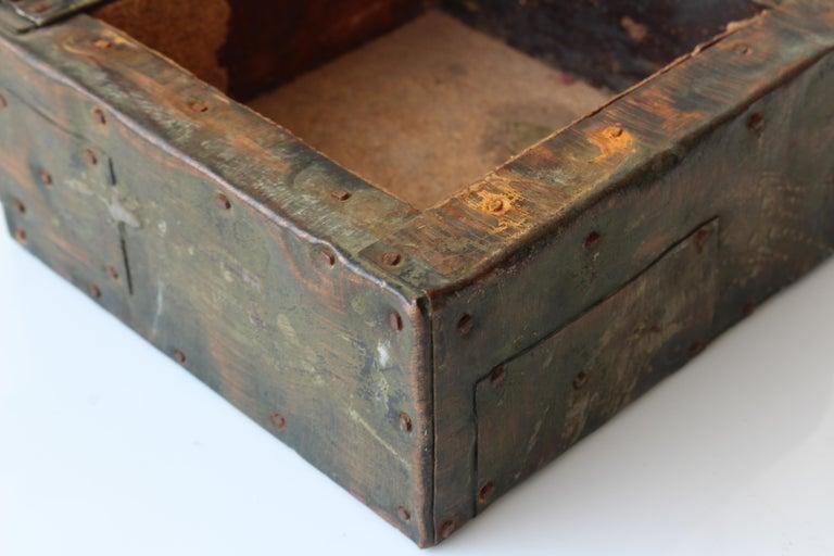 Mid-20th Century Paul Evans Lidded Box, U.S.A, 1965 For Sale