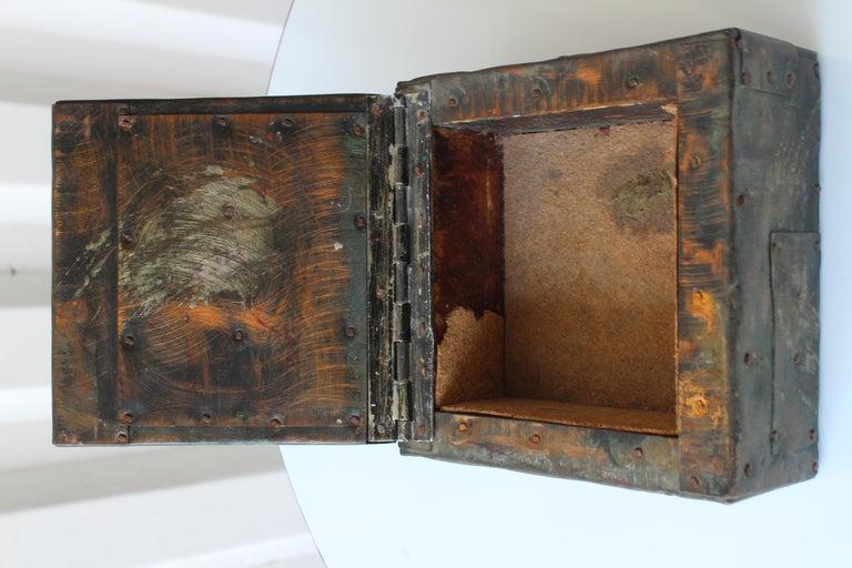 Paul Evans Lidded Box, U.S.A, 1965 For Sale 1