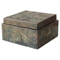 Paul Evans Lidded Box, U.S.A, 1965