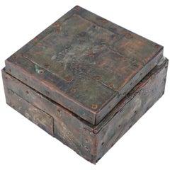 Paul Evans Patchwork Box