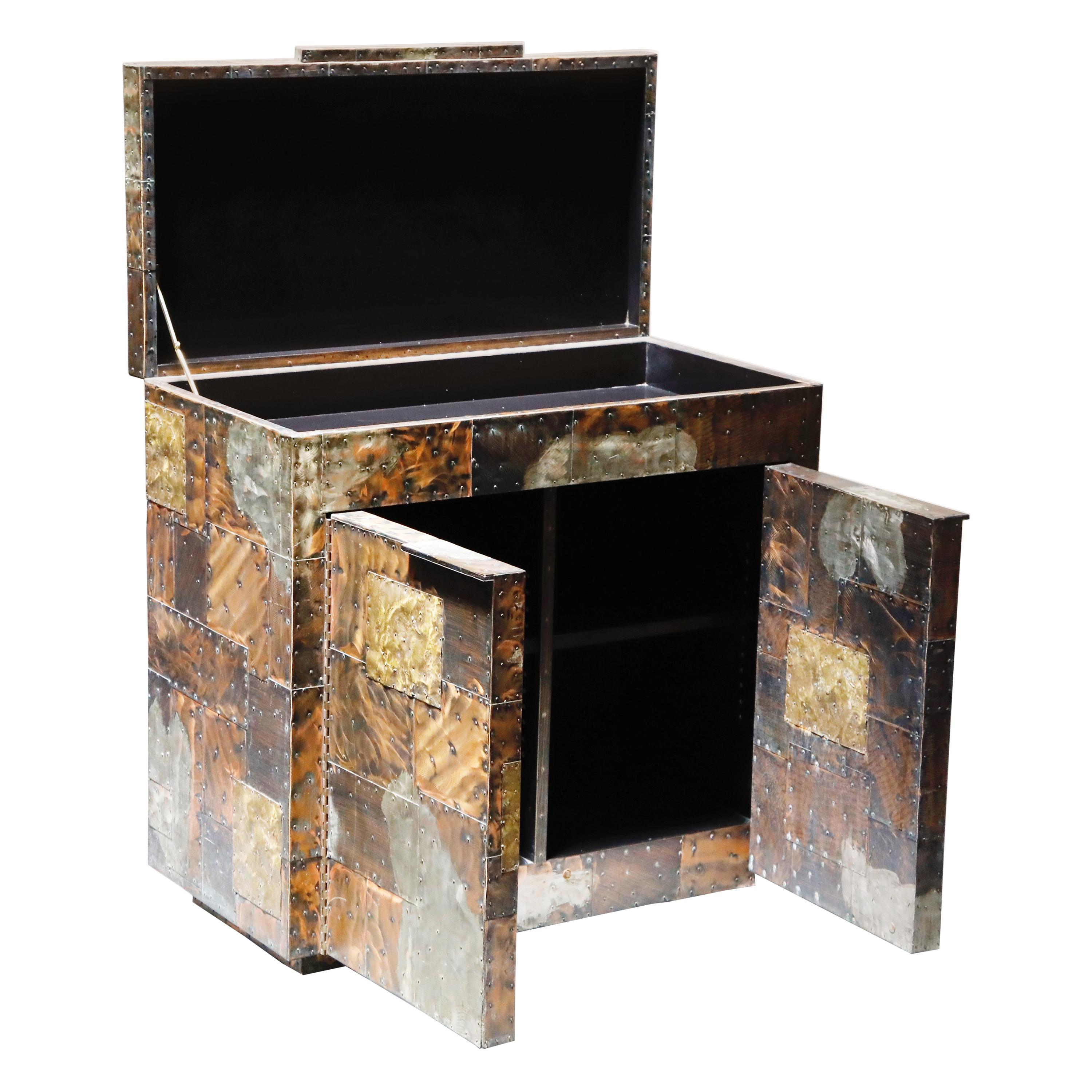 Patchwork Cabinet