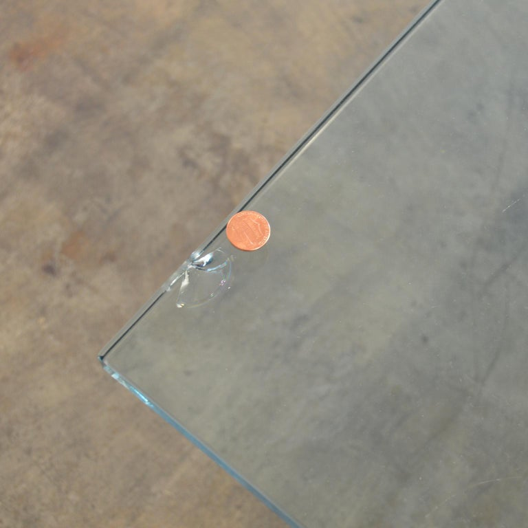 Paul Evans Patchwork Metal Coffee Table for Directional c. 1970 For Sale 5