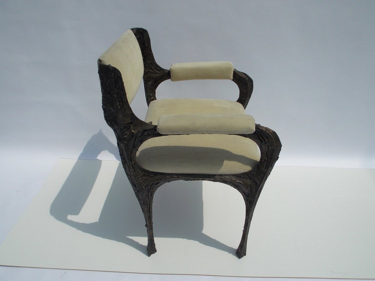 Paul Evans PE-106 Upholstered Chairs For Sale 1