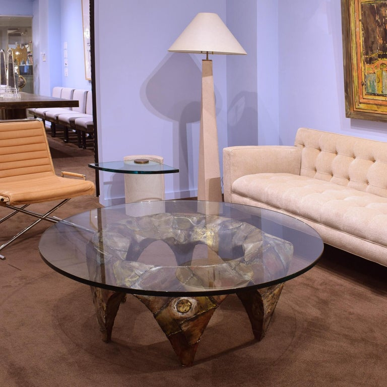 Paul Evans Rare and Important Coffee Table, 1960s In Excellent Condition For Sale In New York, NY