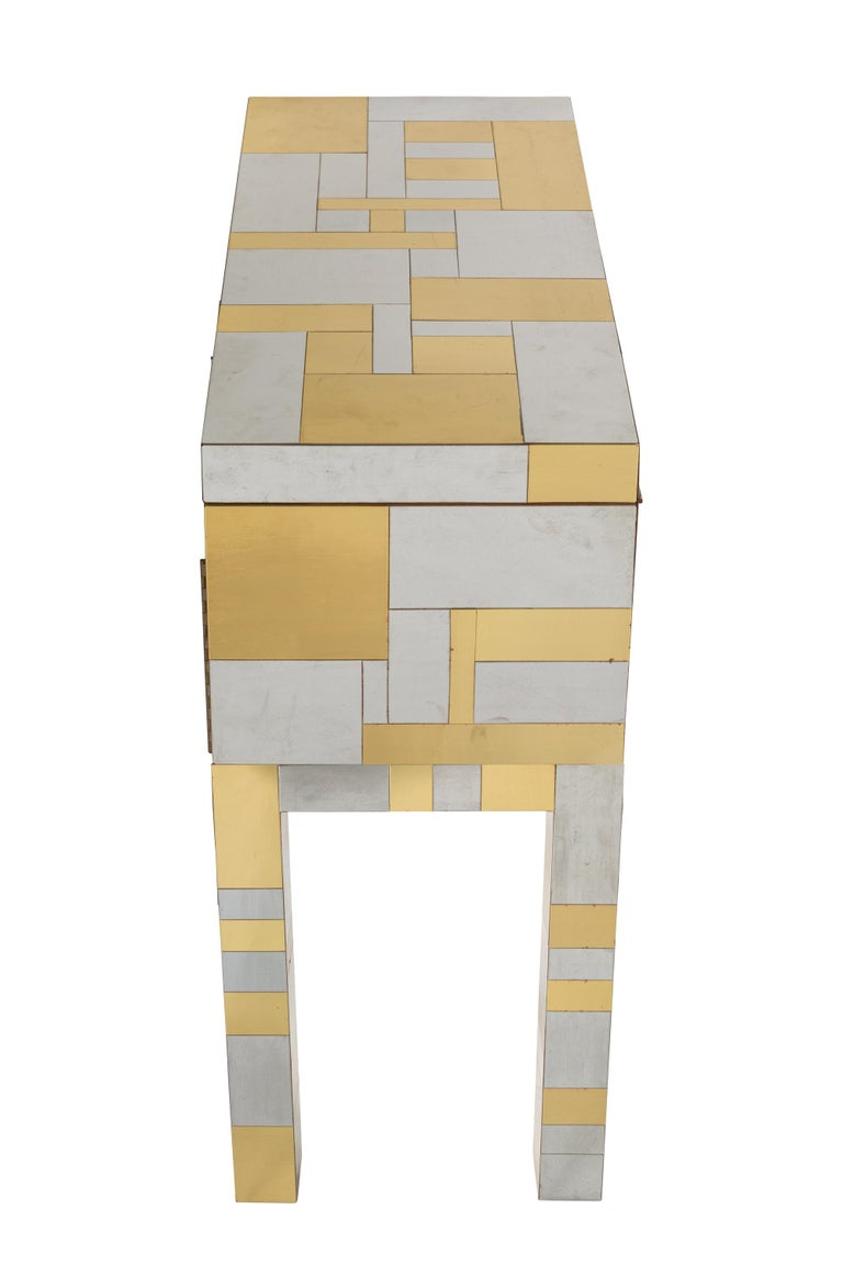 Paul Evans Studio for Directional Cityscape Sample Chest, USA, 1970 In Good Condition For Sale In New York, NY