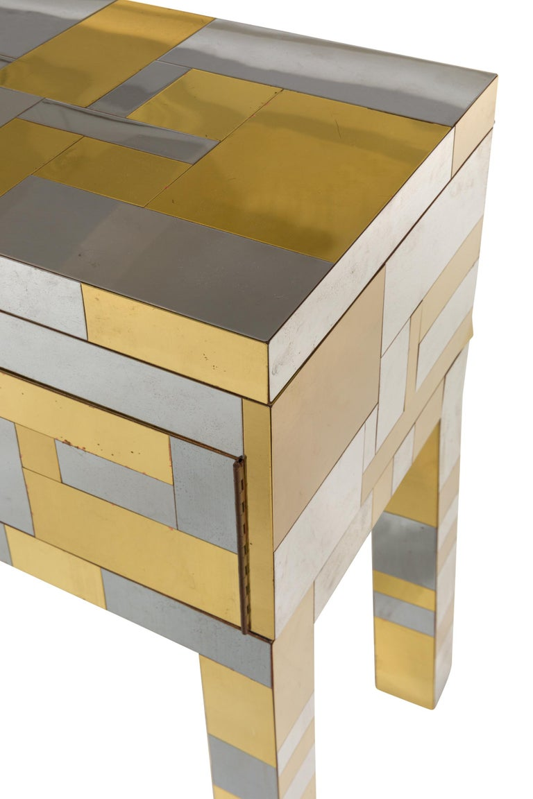 Paul Evans Studio for Directional Cityscape Sample Chest, USA, 1970 For Sale 1
